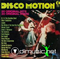 Disco Motion - K-Tel - VA LP - 1976