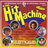 Hits Machine - K-Tel - VA LP - 1976