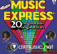Music Express - K-Tel - VA LP - 1975