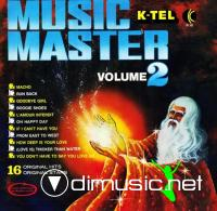 Music Master Vol 2 - K-Tel - VA LP - 1978