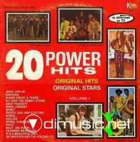 20 Power Hits - K-Tel - VA LP - 1972