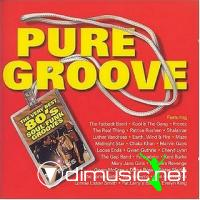 Pure Grooves: the Very Best 80's Soul Funk Grooves