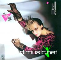 Vanelle - Tell Me - Single 12''- 1986