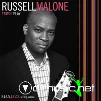 Russell Malone - Triple Play (2010)