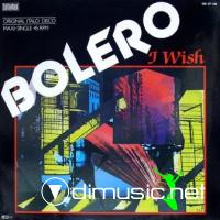 Bolero - I Wish (1984) (Maxi-Single) Lossless + MP3