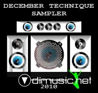 December Technique Sampler (Mixed by SidNoKarb)