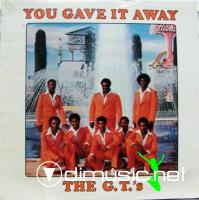 The GT's - You Gave It Away LP - 1977