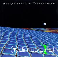 Herbie Hancock - Future Shocks LP - 1983