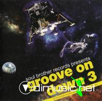 Groove On Down VA CD - 2010