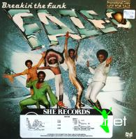 Faze-O - Breakin' The Funk LP - 1979