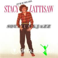 Stacy Lattisaw - Let Me Be Your Angel LP - 1980
