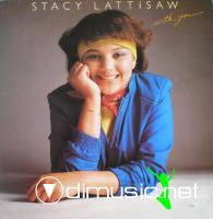 Stacy Lattisaw - With You LP - 1981