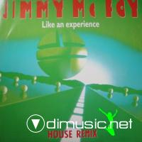 Jimmy Mc Foy - Like An Experience (House Remix) (Vinyl, 12'') 1990