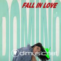 Domino - Fall in Love (Vinyl, 12'') 1991