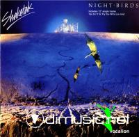 SHAKATAK - Night Birds (1982,remaster 2009)