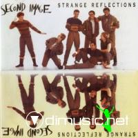 Second Image - Strange Reflections Lp - 1984