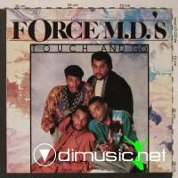 Force M.D.'s - Touch And Go  LP - 1987