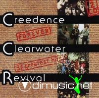 Creedence Clearwater Revival - Forever: 36 Greatest Hits CD - 1995