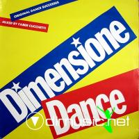 Various - Dimensione Dance (12'') [1984]