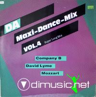 Various - DA-Maxi-Dance-Mix Vol. 4 [1987]