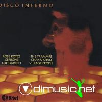 Disco Inferno - K-Tel - VA LP - 1979