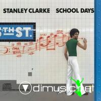 Stanley Clark - School Days LP - 1976