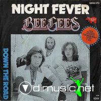 Bee Gees - Night Fever/Down The Road - 7 Inches - 1977