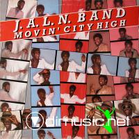J.A.L.N. Band - Moving City High (1978)