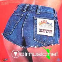 The Salsoul Orchestra - Heat It Up LP - 1982