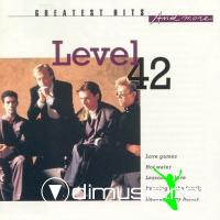 Level 42 - Greatest Hits And More CD - 1998