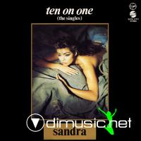 Sandra - Ten On One (The singles) [1987]Flac