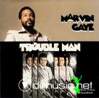 Marvin Gaye - Trouble Man OST LP - 1972