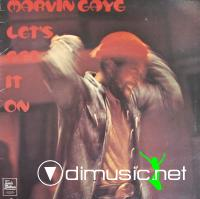 Marvin gaye - Let's Get It On LP - 1973
