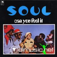 S.O.U.L. - Can You Feel It LP - 1972