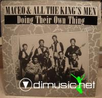 Maceo & All The King's Men - Doing Their Own Thing LP - 1970