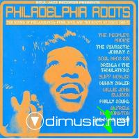 Philadelphia Roots: The Sound Of VA CD - 2001