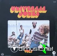 Universal Jones - Universal Jones Volume 1 LP - 1972