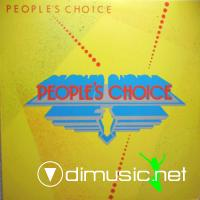 People's Choice - People's Choice LP - 1980