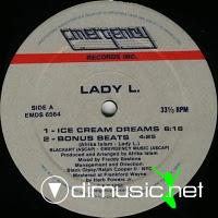 Lady L - Ice Cream Dreams - 12 Inches - 1986
