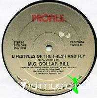 MC Dollar Bill - Lifestyle Of The Fresh And The Fly - 12