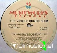 Vicious Rumor Club - Rumor Rap - 12