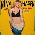 Nina Hagen - New York New York 12 Inches - 1983