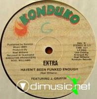 The Extra & J. Griffin - Haven't Been Funked Enough - 12
