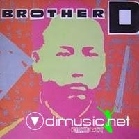 Brother D - Clappers' Power EP - 1987
