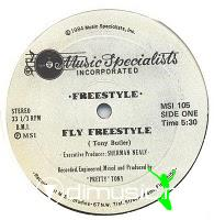 Freestyle - Fly Freestyle - 12 Inches - 1984