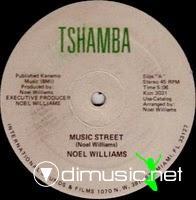 Noel Williams - Music Street - 12 Inches - 1982