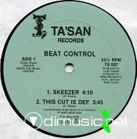Beat Control - The Cut Is Def - 12