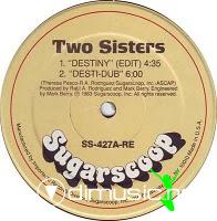 Two Sisters - Destiny - 12 Inches - 1983