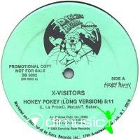 X-Visitors - Hokey Pokey - 12 Inches - 1983