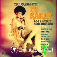 Ty Karim - The Complete L.A. Soul Godess 1965 - 1980